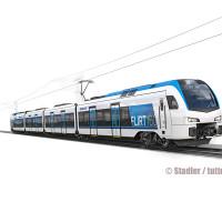 FLIRT 4 (ETR e BTR) per le Ferrovie Portoghesi CP