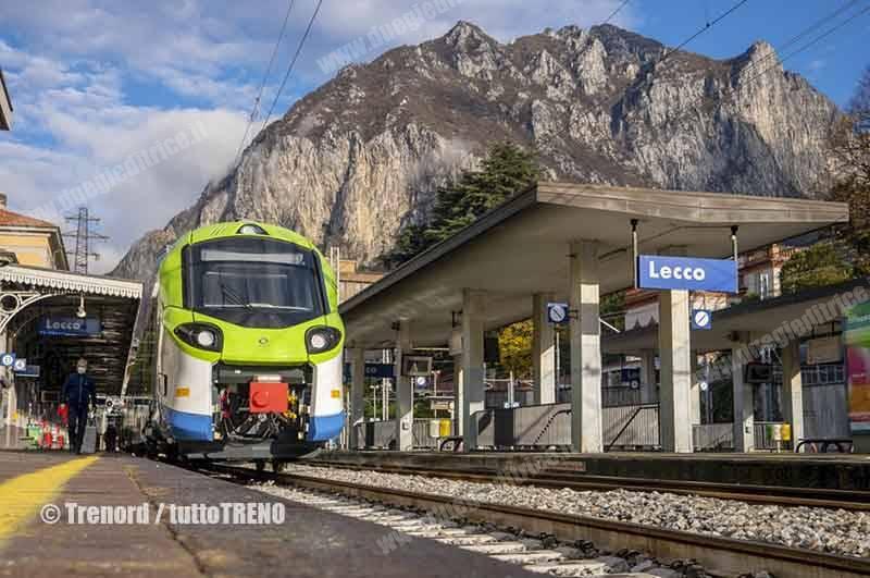 """Ferrovienord: firmato contratto per 20 """"Donizetti"""" Alstom"""