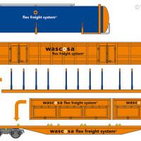Carri Wascosa a noleggio per Network Rail