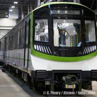 Alstom: primi Metropolis per la Grande Montreal