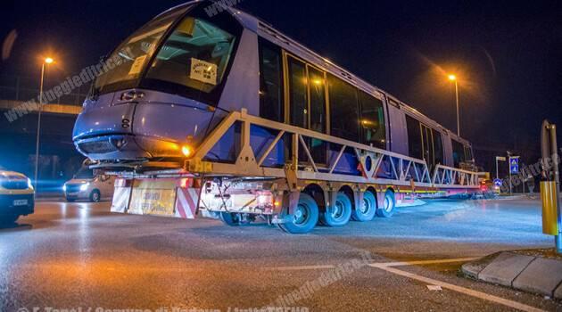 APS Holding: giunto a Padova il Metrobus 19