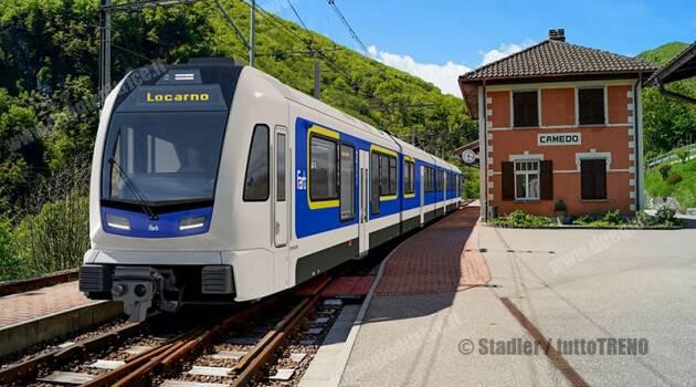 Treni Stadler per la FART