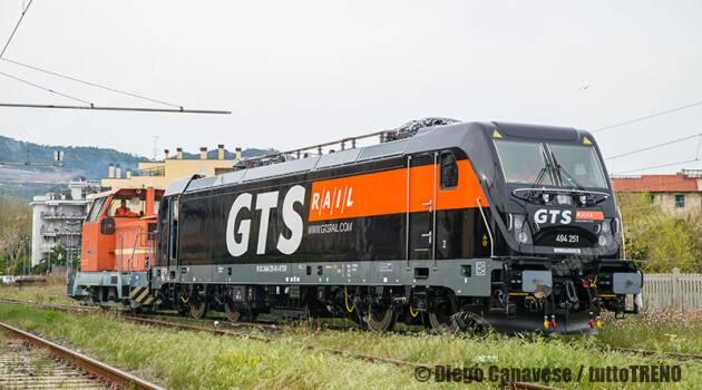 3 nuove E 494: Bombardier e GTS Rail rafforzano la partnership