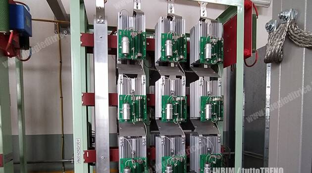 Arco elettrico dei pantografi: testato brevetto industriale per monitoraggio