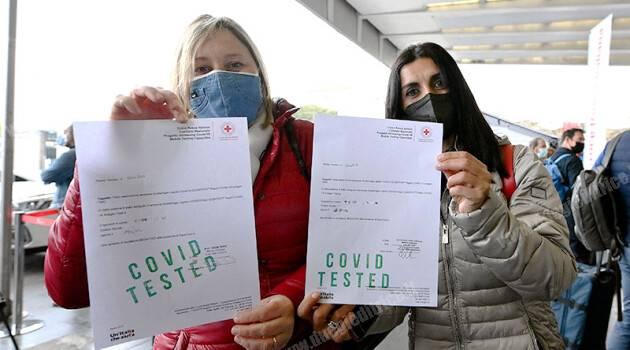 Trenitalia: da oggi una coppia di Frecciarrossa COVID-free