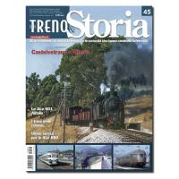 Dal 6 aprile in edicola tuttoTRENO & Storia n° 45