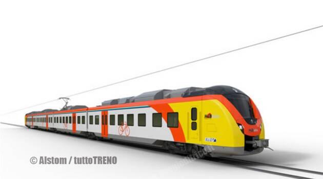 Alstom fornirà 32 treni regionali Coradia Continental alla Hessische Landesbahn