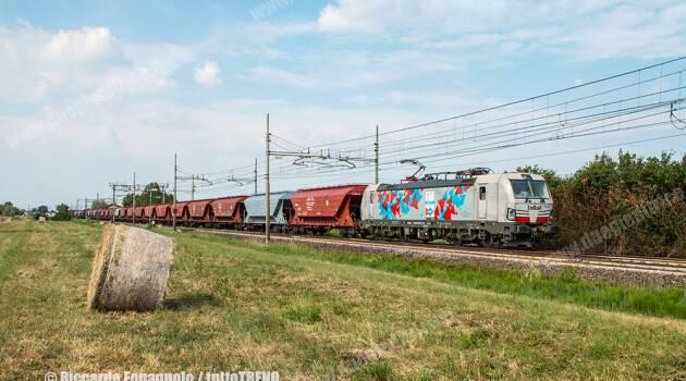 InRail e FuoriMuro: record di 353 treni pesanti effettuati su 30 diverse relazioni nei primi 4 mesi dell'anno
