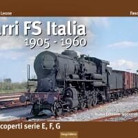 Dal 5 luglio in edicola il 2º fascicolo dei Carri Chiusi FS 1905-1960