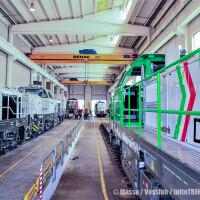 Vossloh: la locomotiva DE 18 ottiene l'autorizzazione di ERA per la circolabilità in Italia