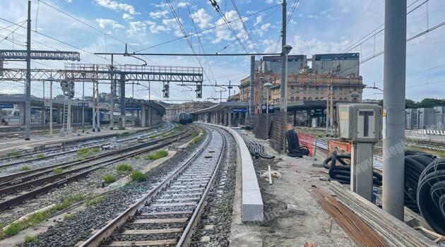 RFI: lavori a Genova Brignole