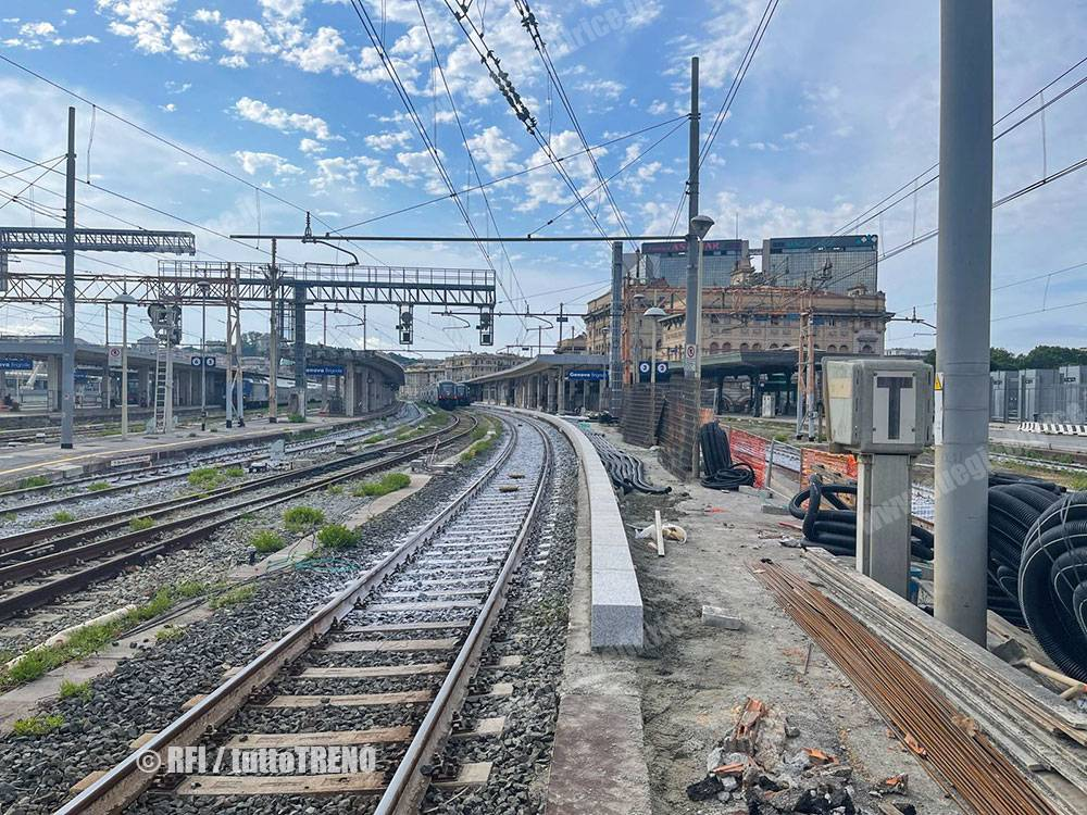 RFI-cantieri_marciapiede_stazione-GenovaBrignole-Genova-2021-07-13-fotoRFI_tuttoTRENO_blogtuttotreno.it_wwwduegieditriceit