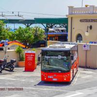 Trenitalia presenta Taormina Line