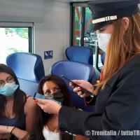 Trenitalia-TPER: nei fine settimana oltre 160.000 i posti offerti dai treni Regionali dell'Emilia-Romagna per e dalle località della Riviera Romagnola
