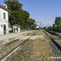 Adria–Mestre: lavori nella stazione di Cona Veneta