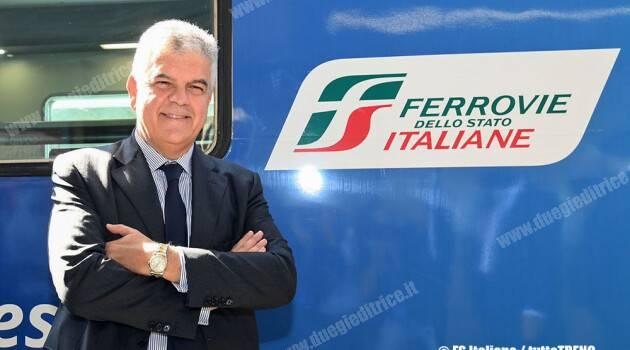 AD LUIGI FERRARIS FS ITALIANE NOMINATO NEL MANAGEMENT COMMITTEE DEL CER
