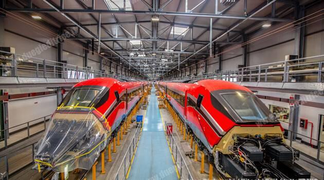 ILSA aggiudica a Hitachi Rail il contratto per la manutenzione del nuovo parco di ETR 109